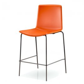 Tweet Stool Monocolore Stool by Pedrali