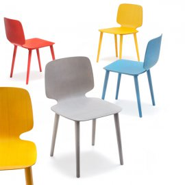 Babila 2700 Chairs by Pedrali