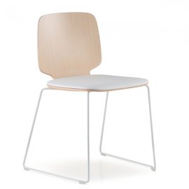 Babila Soft 2720A Chair by Pedrali