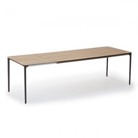 Slim Wood Extending Dining Tables by Sovet
