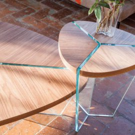 Aida End Table by Tonin Casa