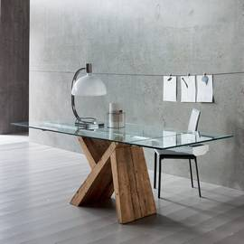 Tabia Dining Table by Sedit