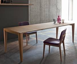 Taller Dining Tables by Sedit
