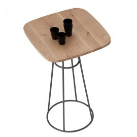 Barrique Bar Tables by DomItalia