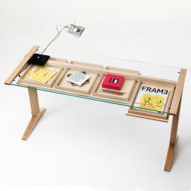 Leo Desks by Valsecchi