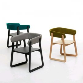 Galatea Chairs by Valsecchi