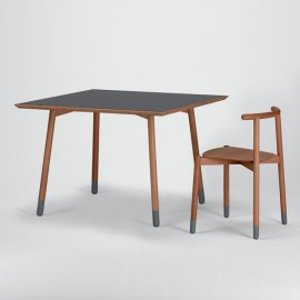 Stick Square Table Dining Tables by Valsecchi