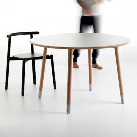 Stick Round Table by Valsecchi