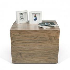 Aurora Nightstand End Table by TemaHome