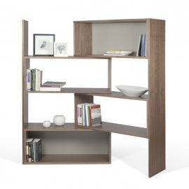 Move Shelving Unit Bookcases by TemaHome