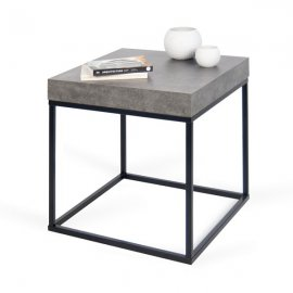 Petra End Table End Table by TemaHome