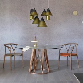 Acco Dining Dining Tables by Miniforms