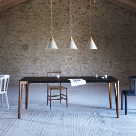 Decapo Dining Tables by Miniforms