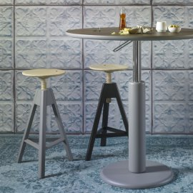 Maciste Bar Bar Tables by Miniforms