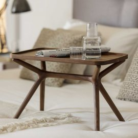 Ics End Table by Porada