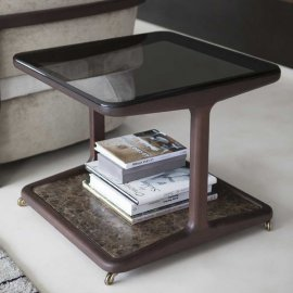 Script 60 End Table by Porada
