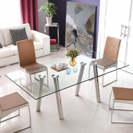 Potenza Dining Table by Viva Modern