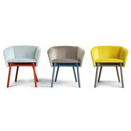 Balu Chairs by Trabaldo