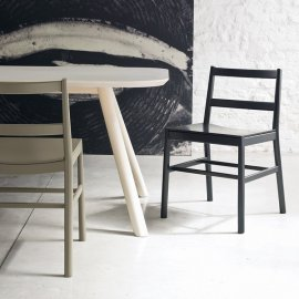 Julie LE Chair by Trabaldo