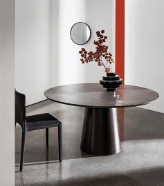 Totem Wood Dining Table by Sovet