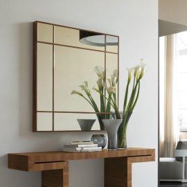 Four Seasons Quadratto Mirror by Porada