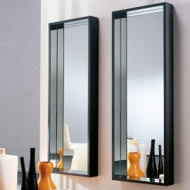 Four Seasons Rettangolare Mirror by Porada