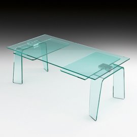 Kayo Dining Tables by Fiam