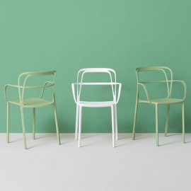 Intrigo 3715 Chair by Pedrali