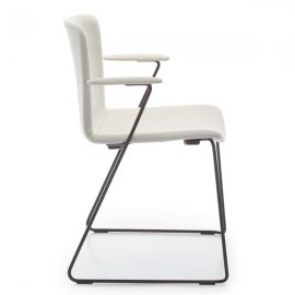 Tweet Soft 898/2 Chair by Pedrali