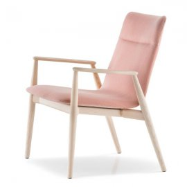 Malmo Relax 298 Lounge Chair by Pedrali