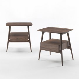 Bilot End Table by Porada
