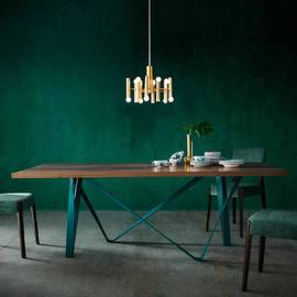 Wave Dining Table by Sedit