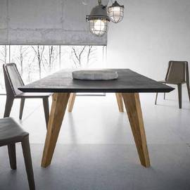 Raw Dining Table by Sedit