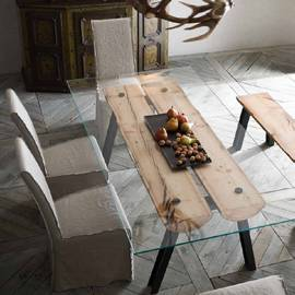 Aspen Dining Table by Sedit
