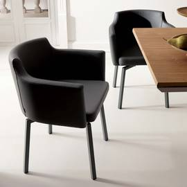 Boogie S297 Chair by Ozzio