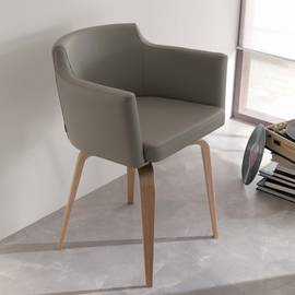 Rock S298 Chair by Ozzio