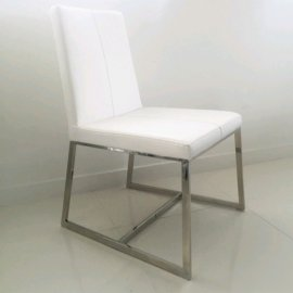 Egypto Chairs by Whiteline