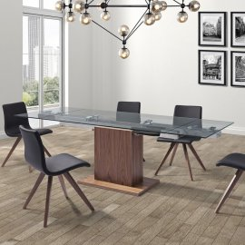 Pilastro Dining Tables by Whiteline