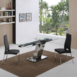 Sleek Dining Tables by Whiteline