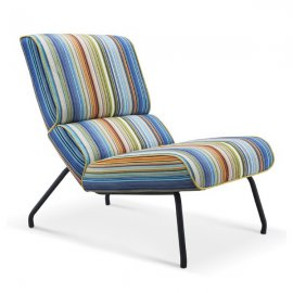 Elouise Lounge Chairs by Whiteline