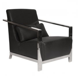 Erika Lounge Chairs by Whiteline
