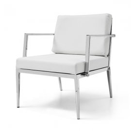 Nancy Lounge Chairs by Whiteline