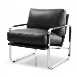 Magi Lounge Chairs by Whiteline