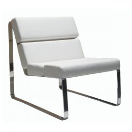 Angel Lounge Chairs by Whiteline