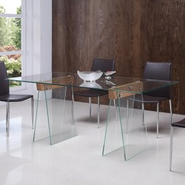 Trestle Desk by Viva Modern