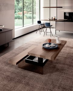 Markus T063 Coffee Table by Ozzio