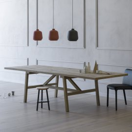 Frattino Dining Tables by Miniforms