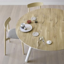 Pixie Dining Tables by Miniforms