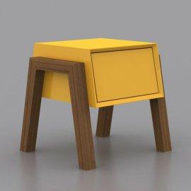 Figo CB-3937 End Table by Casabianca