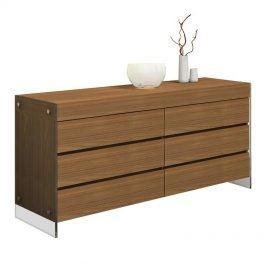 Il Vetro Dresser CB-111 Cabinets by Casabianca